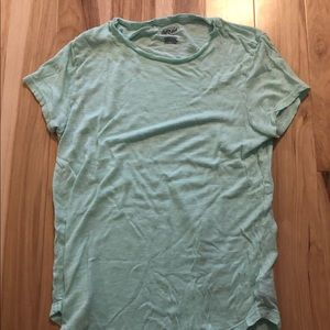 extremely soft teal aerie tshirt